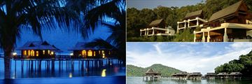 Pangkor Laut accommodation