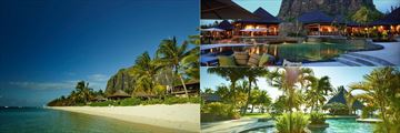 LUX Le Morne beach and pool