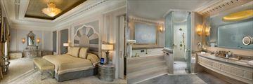 Emirates Palace Abu Dhabi Deluxe Suite