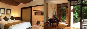 The Pavilions Bali, Garden Suite