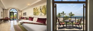 JA Palm Tree Court, Jasmine Suite lower and upper level