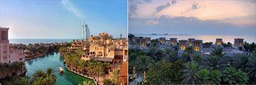 Jumeirah Dar Al Masyaf day and night