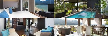 Gorgeous suites with a pool at The Andaman Langkawi