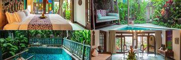 Hotel Tugu Bali, Pool Villa