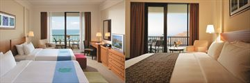 Superior Sea View and Superior Room