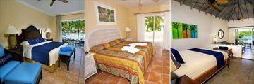 St James Club & Villas, Club Room, Two Bedroom Villa and Royal Suite