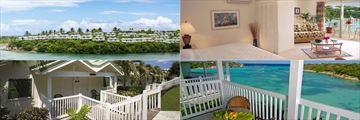 Beautiful villas at The Verandah Resort & Spa