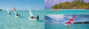 Watersport Activities Shandrani Beach Resort