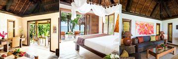 Sunset Beach Villa at Tokoriki Island Resort