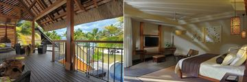Trou Aux Biches Beachcomber Resort & Spa, Beachfront Senior Suite with Pool