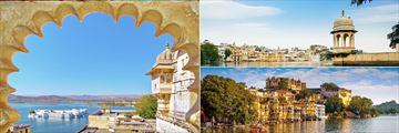 Skyline & Architecture, Udaipur