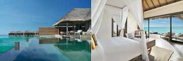 Overwater Pool Suite at Vakkaru Maldives
