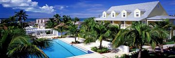 Villa and Pool at Valentines Resort Harbour Island