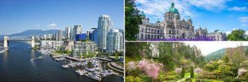 Vancouver & Victoria, British Columbia