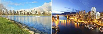 Vancouver Park & Skyline, Alberta