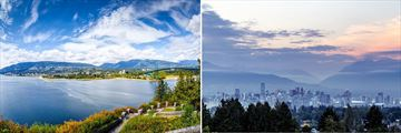 Vancouver Skyline Views