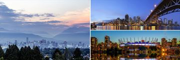 Sights & Landscapes of Vancouver, British Columbia