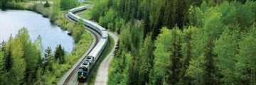 The Canadian Rail