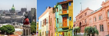 Vibrant Architecture in Buenos Aires, Argentina