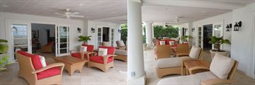 Villa Coral Breeze, Terrace