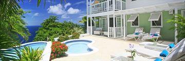Villa Saline Reef, Pool