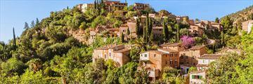 Village of Deia, Mallorca, Spain