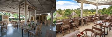 Wapa Di Ume Resort & Spa, Ubud, Wapa's Restaurant and Mr Wayan, Balinese Cuisine
