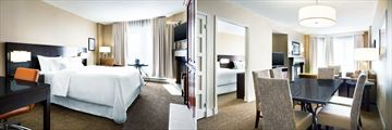 Westin Resort and Spa Tremblant Deluxe and One Bedroom Suite
