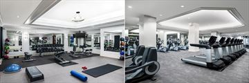 Fitness Centre at Westin St Francis