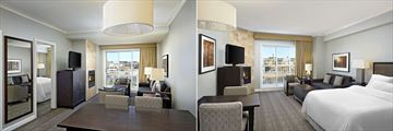 The Westin Trillium House, Blue Mountain Resort, One Bedroom Suite and Deluxe Room