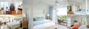 Windjammer Landing Villa Beach Resort, One or Two Bedroom Oceanfront Suite, One Bedroom Oceanview Villa, Premium One Bedroom Oceanview Villa, Premium Two Bedroom Oceanview Villa and Oceanview Room