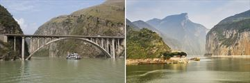 Yangtze River & Three Gorges