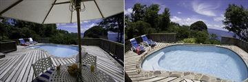 Young Island, Duvernette Suite Pool and Views