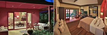 Zazen Boutique Resort, Garden Villa and Garden Deluxe Bungalow