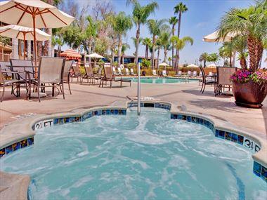 Whirlpool, Wyndham Bayside San Diego