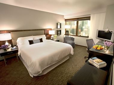 Deluxe guestroom, The Westin Times Square