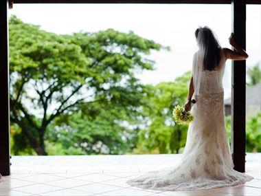 Bride at The Villas at Stonehaven
