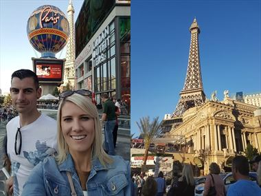 Claire and Derek share their USA holiday story with us