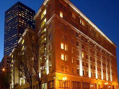Embassy Suites Portland exterior
