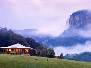 Emirates One&Only Wolgan Valley Villa Exterior