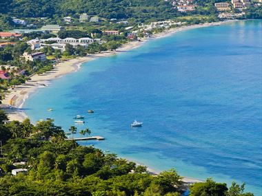 Grand Anse beach vacations