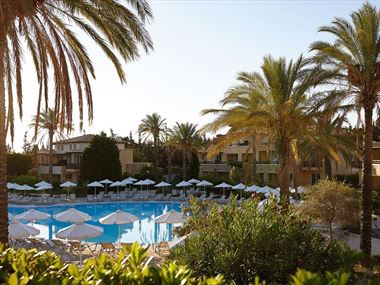 The pool at Grecotel Kos Imperial