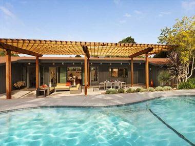 President's House Private Pool, Hyatt Regency Monterey