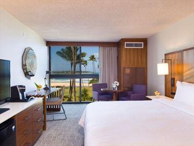 King Ocean View, Hilton Garden Inn Wailua Bay