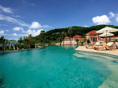 Main pool at Centara Grand Beach Resort Phuket