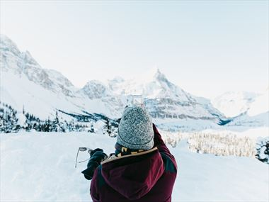 Top 10 photogenic highlights in Alberta's winter wonderland