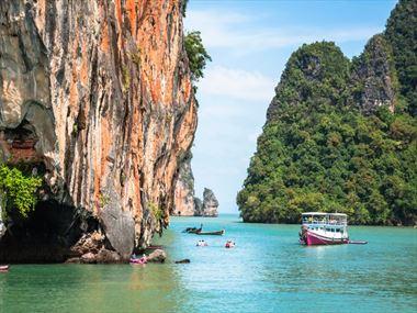 Khao Lak beach holidays