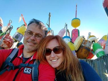 David and Sarah share their USA holiday story with us