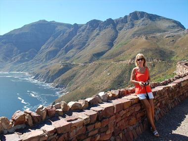 Jennie Bond shares her South African holiday story