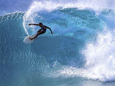 Surf the Waves of Maui, Hawaii